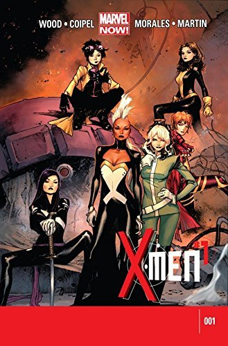 X-Men (2013-) #1  by  Brian Wood