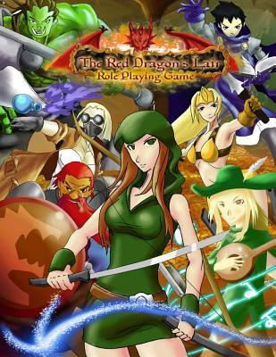 The Red Dragons Lair Role Playing Game  by  Logan Montgomery Knight