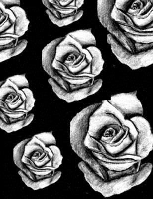 Gothic Roses  by  Kaylin Watchorn
