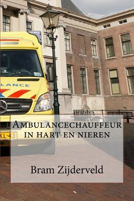 Ambulancechauffeur in Hart En Nieren Bram Zijderveld