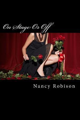 On Stage or Off Mrs Nancy L Robison