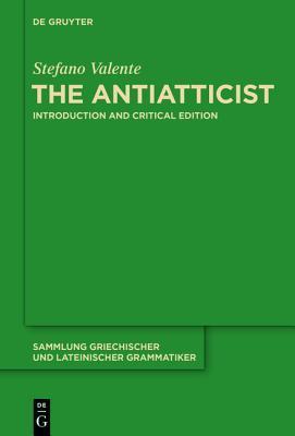 The Antiatticist  by  Stefano Valente