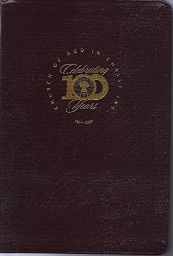 Church of God in Christ Discipleship Bible Centennial Edition Church of God in Christ
