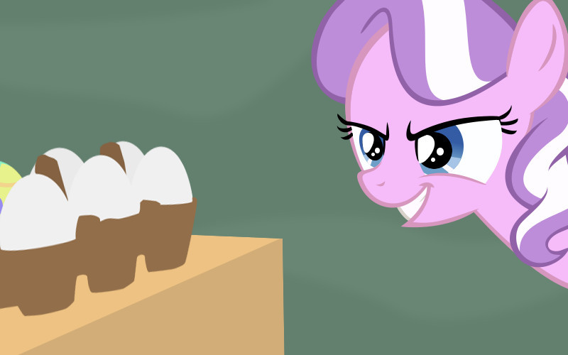 Diamond Tiara Buys Eggs and Nothing Happens  by  Bootsy Slickmane