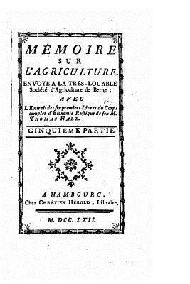 Memoire Sur LAgriculture Thomas Hale