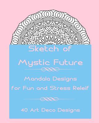 Sketch of Mystic Future  by  Cynthia Williams