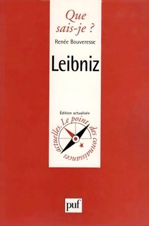 Leibniz  by  Renée Bouveresse