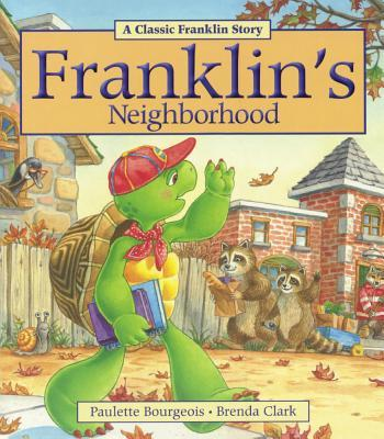 Franklins Neighborhood  by  Brenda Clark