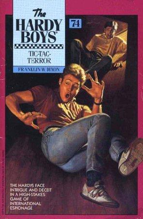 Tic-Tac-Terror (Hardy Boys, #74)  by  Franklin W. Dixon
