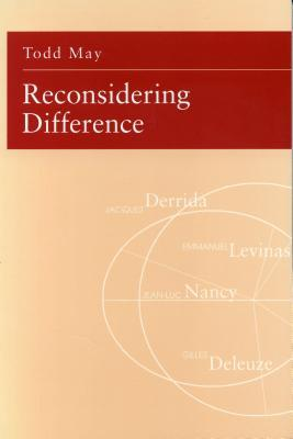 Reconsidering Difference - CL.  by  Todd May