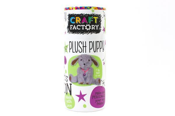Craft Factory: Plush Puppy Parragon Books