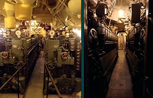 The German Kriegsmarine UNTERSEEBOOT / U-BOAT U-505 In Photographs, Notebooks, Recollections, Diaries And Reports  by  Jeffrey Jones