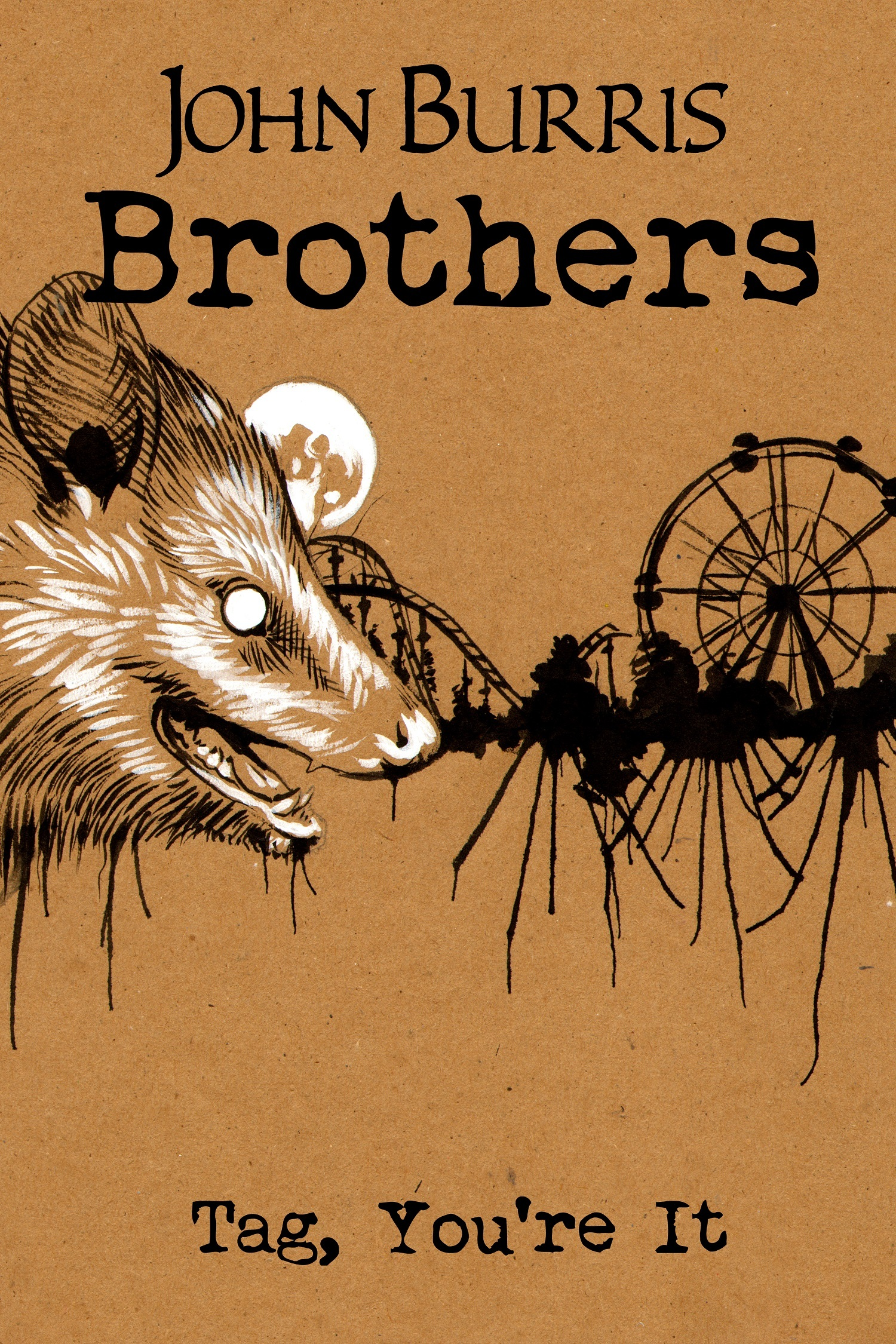 Brothers  by  John Burris