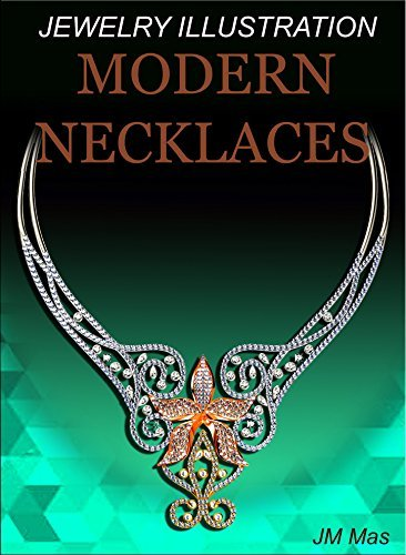 MODERN NECKLACES: JEWELRY ILLUSTRATION JM Mas