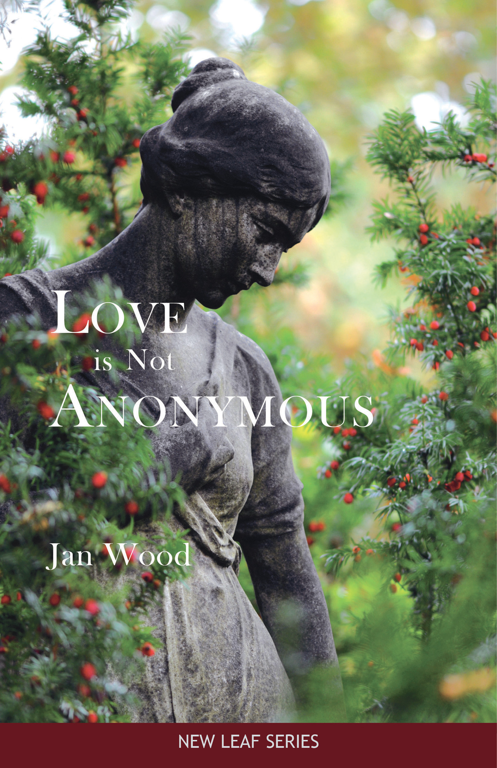 Love is Not Anonymous  by  Jan Wood