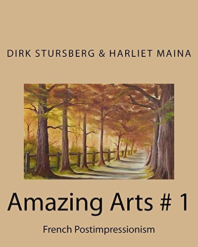 Amazing Arts # 1 Dirk Stursberg