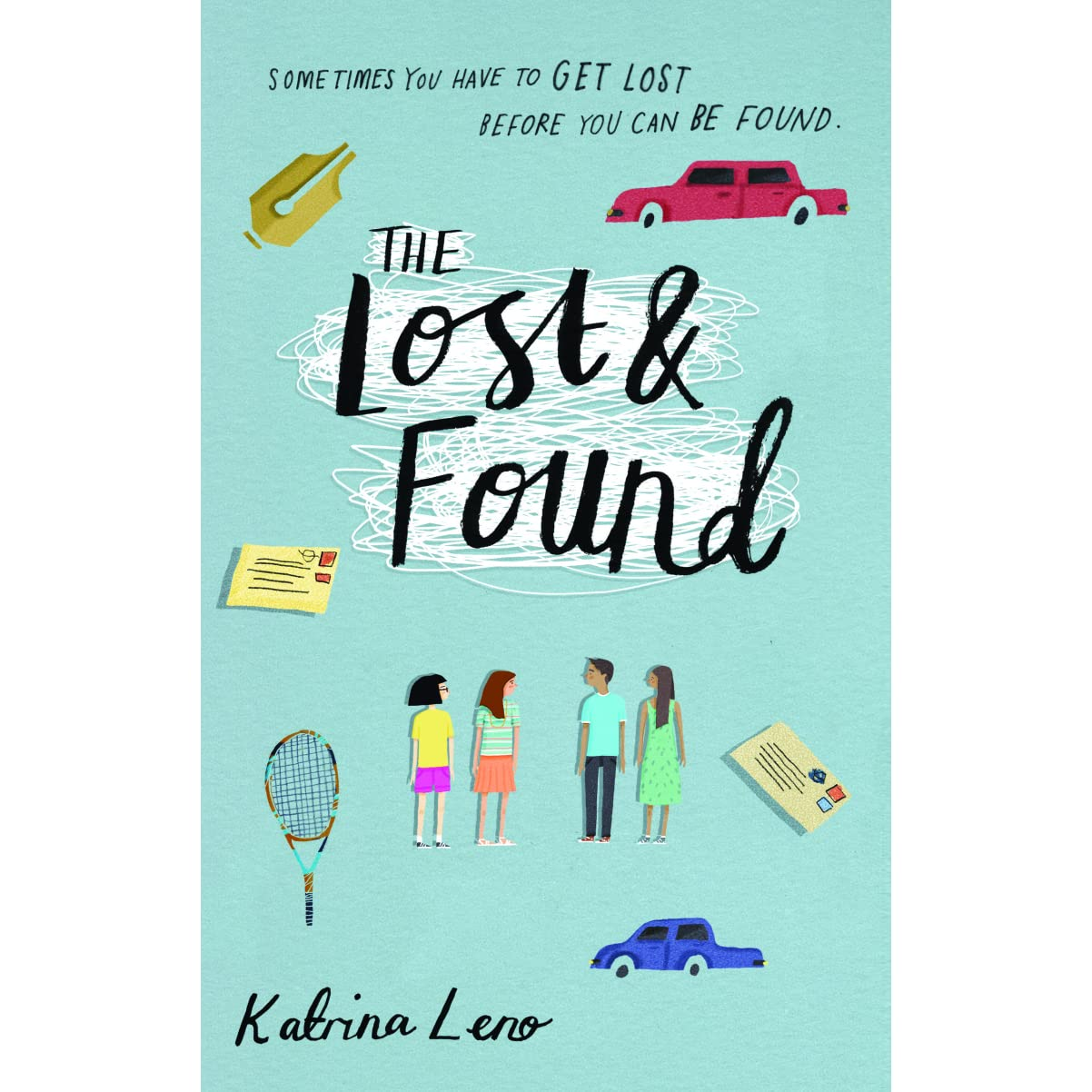 lost and found book pdf