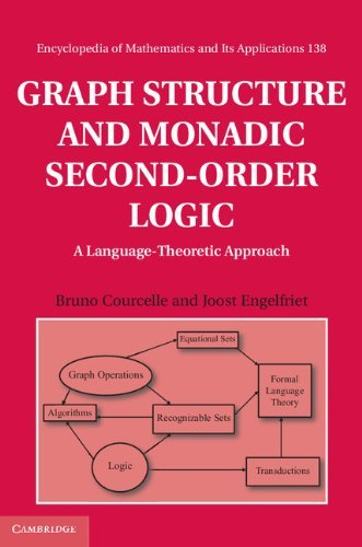 Graph Structure and Monadic Second-Order Logic (Encyclopedia of Mathematics and its Applications, 138) Bruno Courcelle