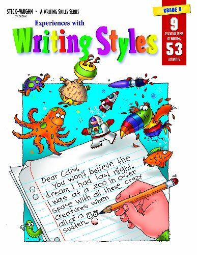 Experiences with Writing Style STECK-VAUGHN
