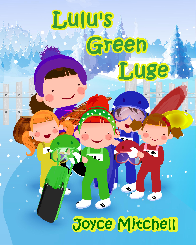 Lulus Green Luge  by  Joyce  Mitchell