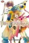 Romantic Chronicle of The Three Kingdoms vol.1  by  Daisy2