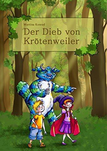 Der Dieb von Krötenweiler Martina Konrad