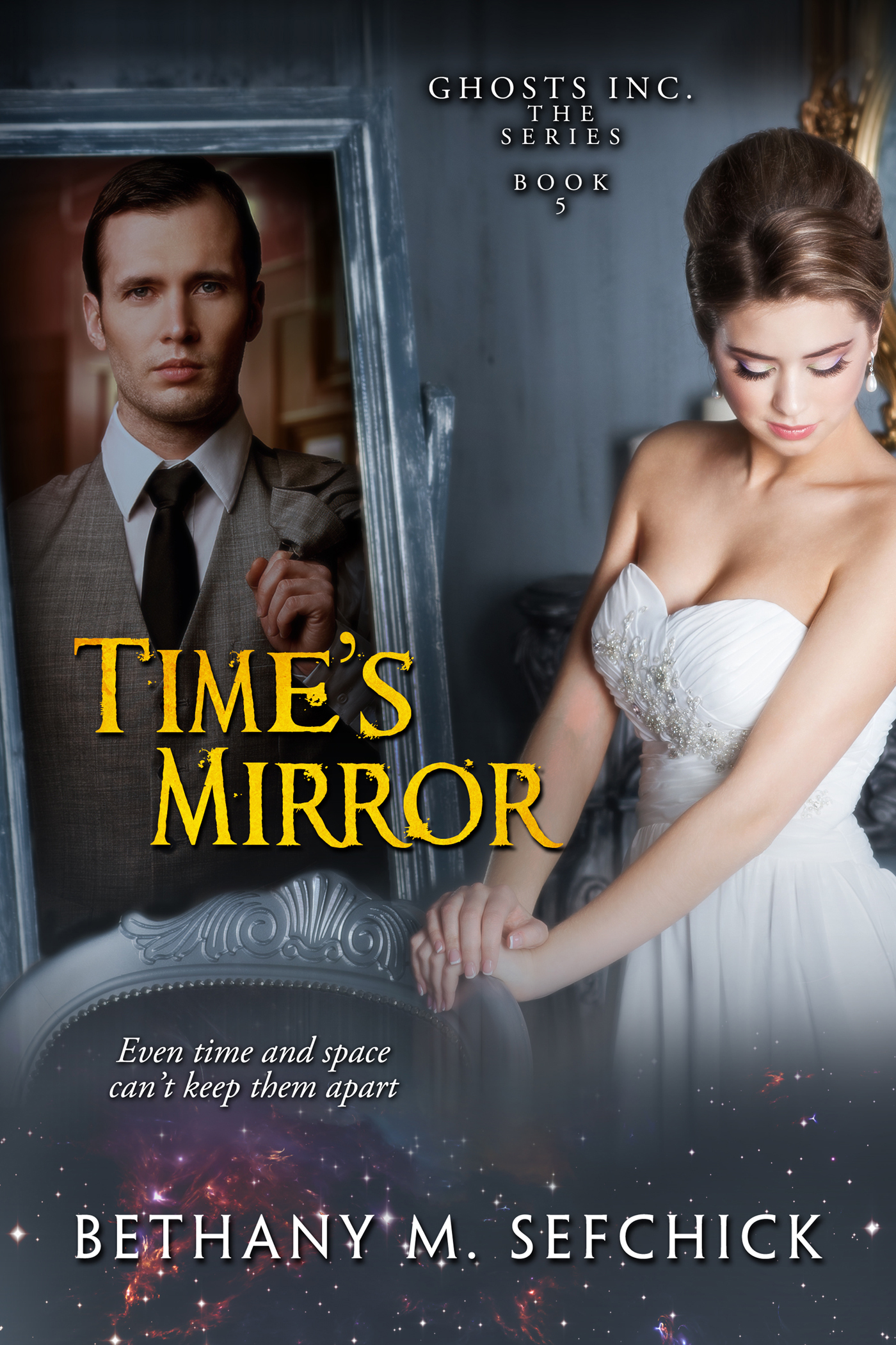 Times Mirror (Ghosts, Inc. #5) Bethany M. Sefchick