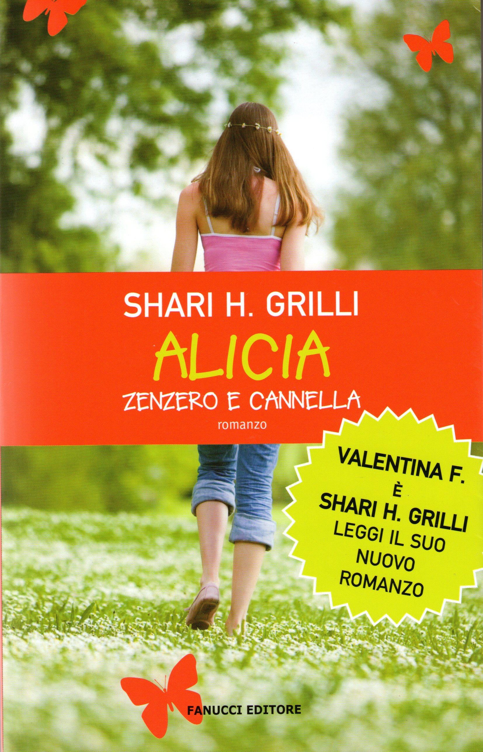 Alicia zenzero e cannella  by  Shari H. Grilli