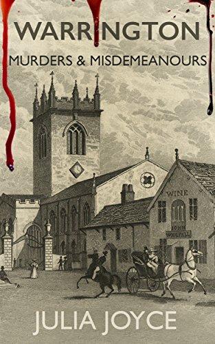 Warrington Murders and Misdemeanours  by  Julia Joyce