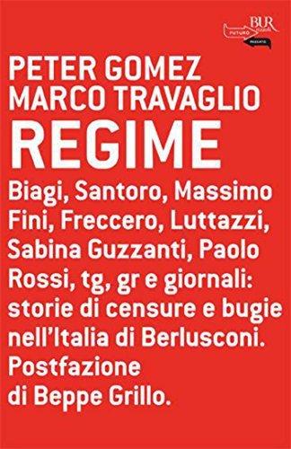 Regime  by  Peter Gomez