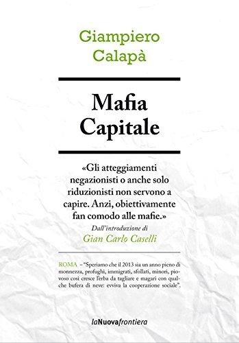 Mafia capitale Giampiero Calapà