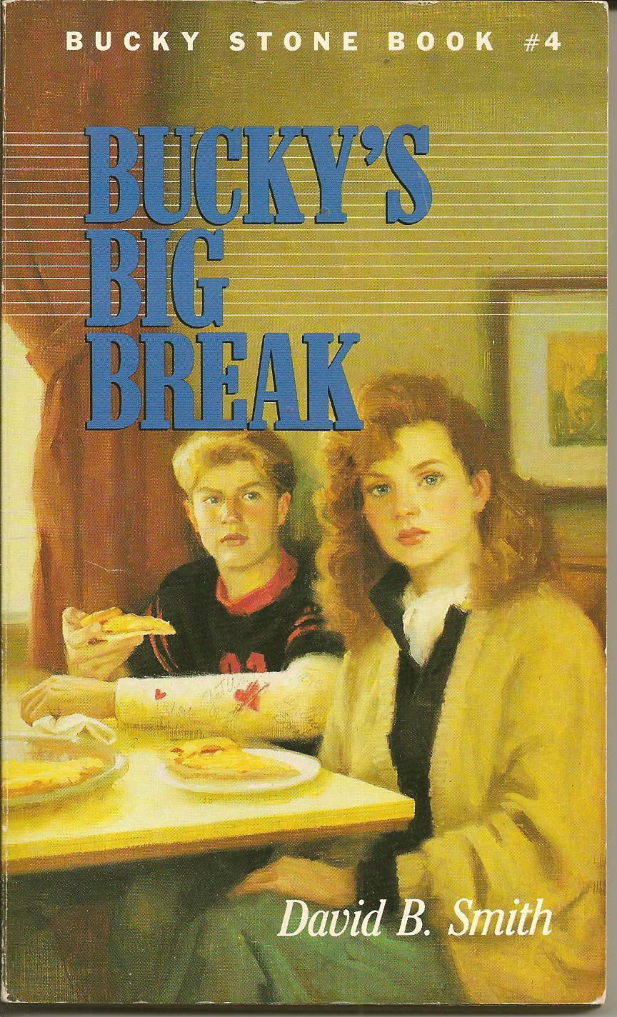Buckys Big Break  by  David B.  Smith