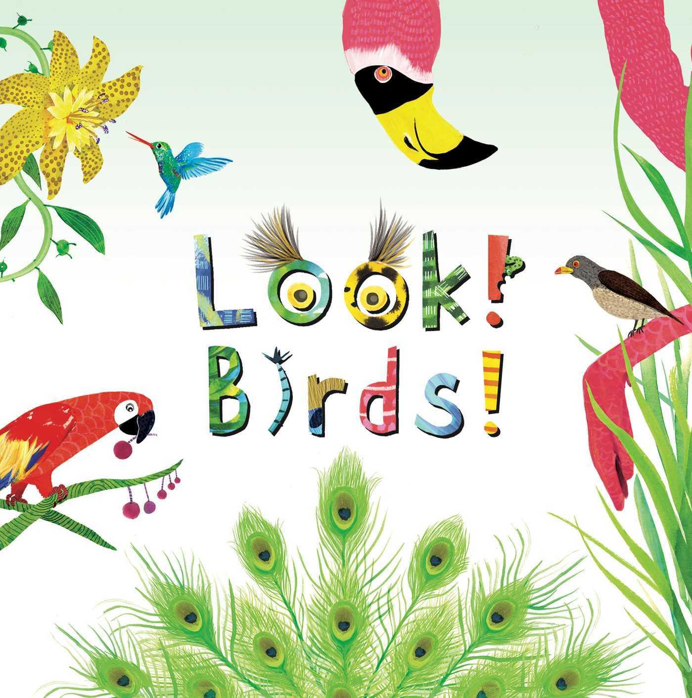 Look! Birds!  by  Stephanie Calmenson