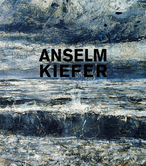 Anselm Kiefer: Alussa. In the beginning  by  Robert Fleck