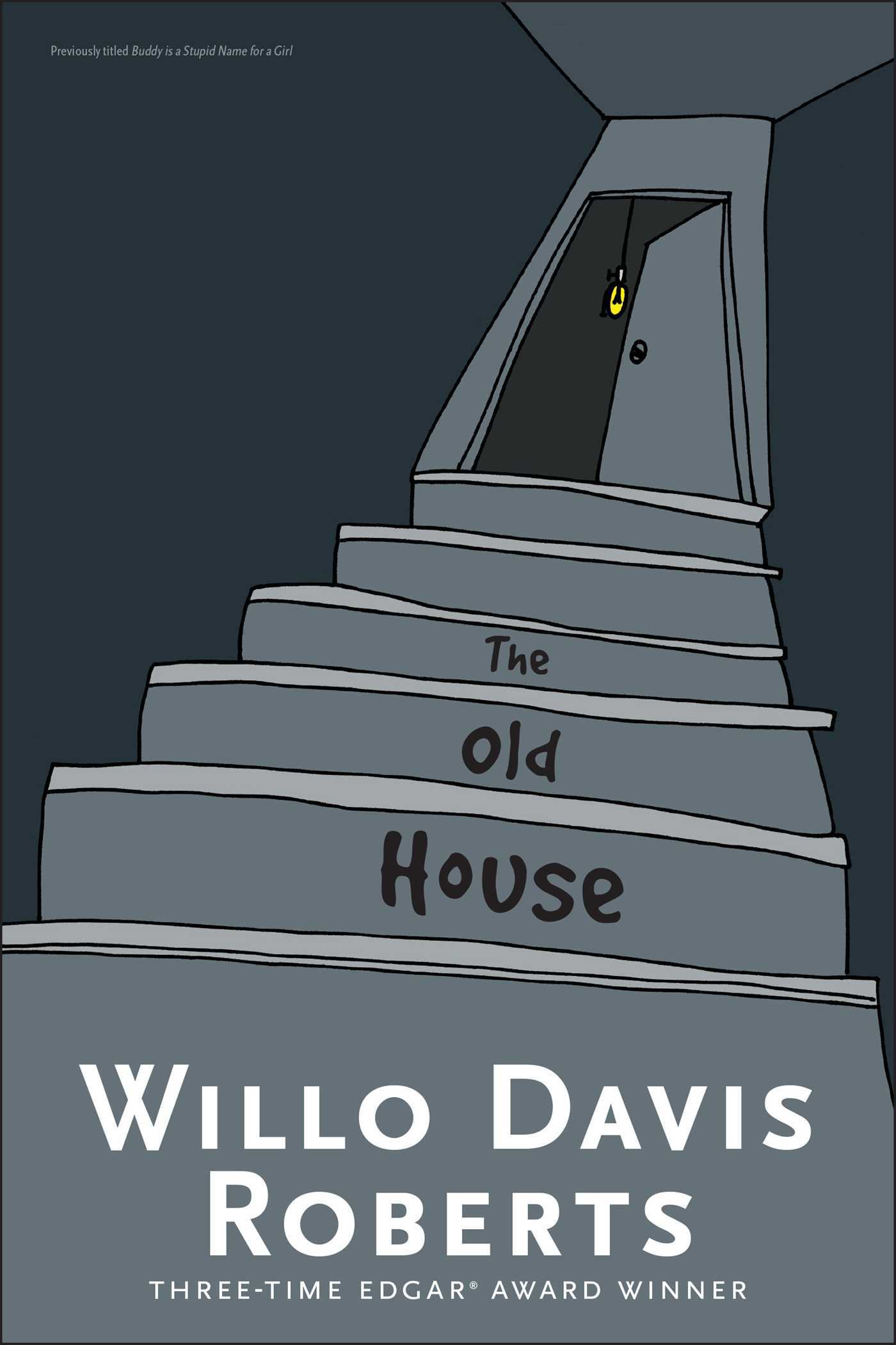 The Old House  by  Willo Davis Roberts