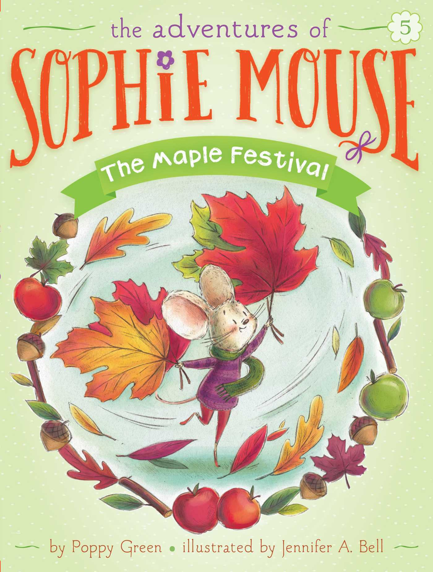 The Maple Festival  by  Poppy Green
