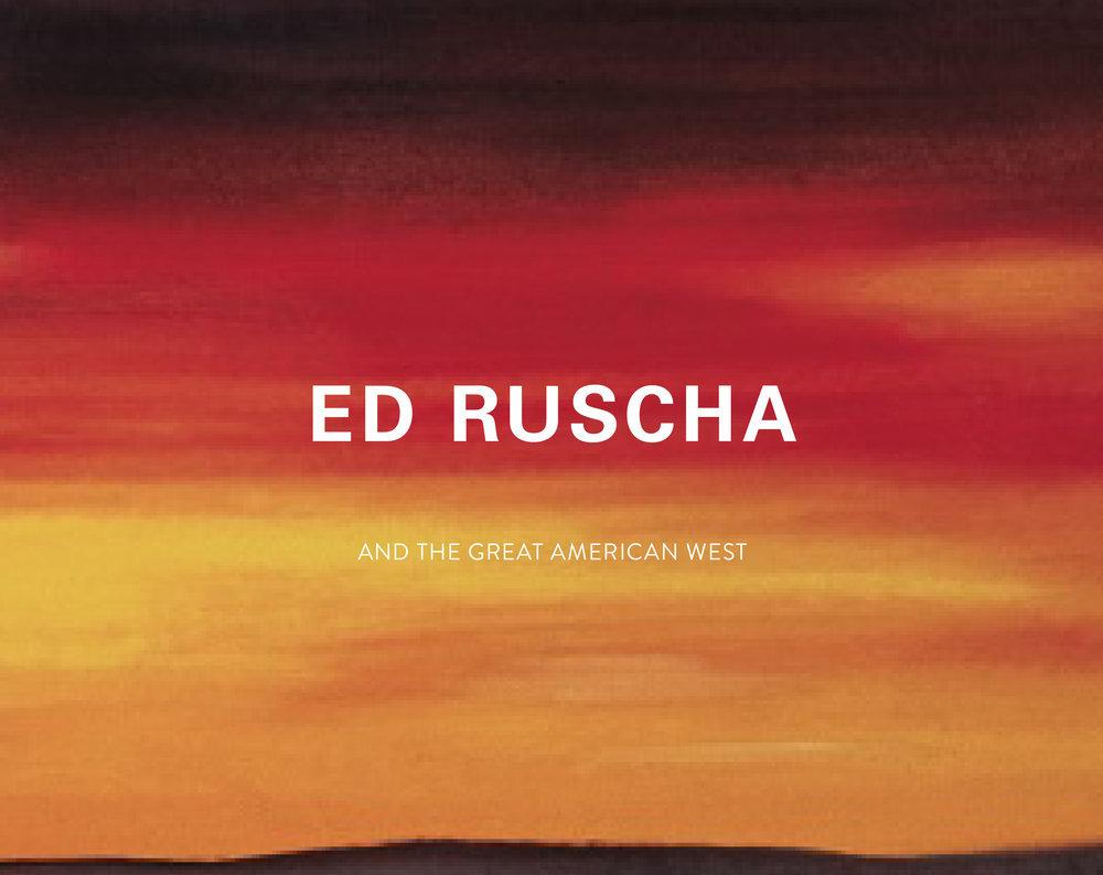 Ed Ruscha and the Great American West Karin Breuer