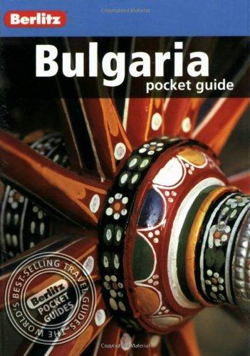Bulgaria Berlitz Pocket Guide Berlitz