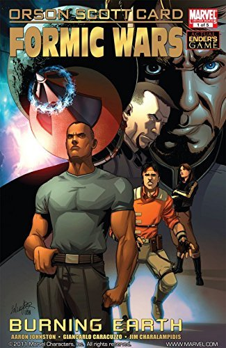 Formic Wars: Burning Earth #1 (of 7) Orson Card