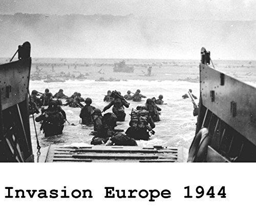 Invasion Europe 1944 Byron Angel