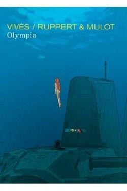 Olympia  by  Bastien Vivès
