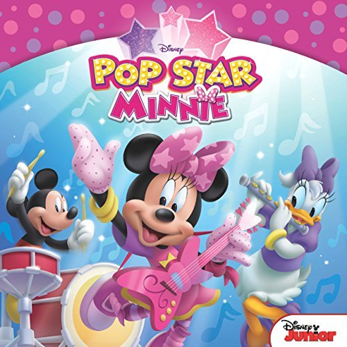 Minnie: Pop Star Minnie (Disney Storybook (eBook))  by  Walt Disney Company
