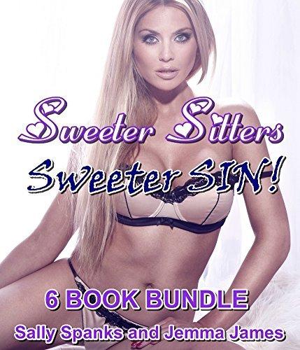 SWEETER SITTERS, SWEETER SIN! MEGA BUNDLE  by  Sally Spanks