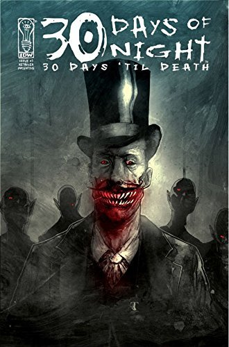 30 Days of Night: 30 Days till Death #3 (30 Days of Night: 30 Days til Death) David Lapham