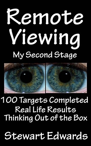 Remote Viewing My Second Stage (Remote Viewing Training Book 2)  by  Stewart Edwards