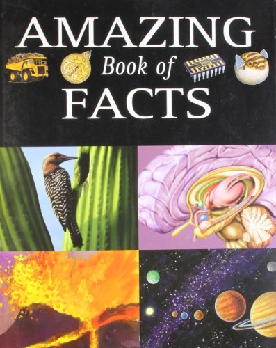 Amazing Book of Facts Parragon Books