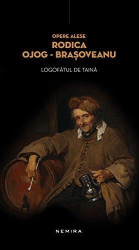 Logofătul de taină (Logofătul Andronic Book 2) Rodica Ojog-Braşoveanu