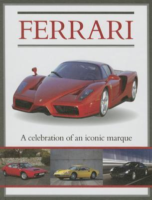 Ferrari  by  Jed Paine