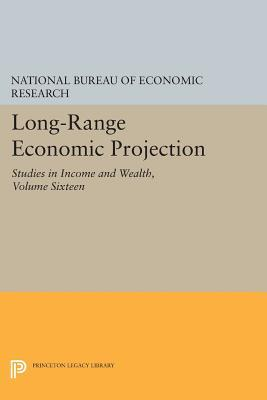 Long-Range Economic Projection, Volume 16: Studies in Income and Wealth  by  Economic Research