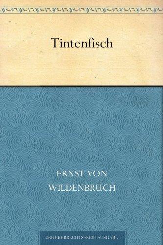 Tintenfisch  by  Ernst Von Wildenbruch